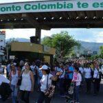 Venezuela tras una semana de cierre reabre su frontera con Colombia
