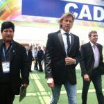 Selección peruana: Lee lo que dijo Ricardo Gareca en CADE 2016
