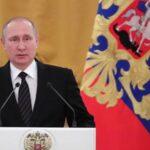 Putin anuncia acuerdo de cese del fuego en Siria y reducción de tropas rusas