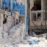Dos médicos militares mueren en ataque contra hospital campaña en Alepo
