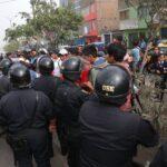Huaycán: Policía mantiene control tras disturbios que dejaron un muerto