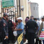 Huaycán: Piden 9 meses de prisión preventiva para presuntos autores de desmanes (VIDEO)