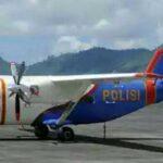 Indonesia: Se estrella en el mar avión de la policía con doce pasajeros
