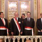 Gobierno designa a Jorge Nieto en Defensa y a Del Solar en Cultura