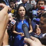Caso Nadine Heredia: Queda al voto pedido de prisión preventiva