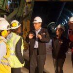 Francia presta 126 millones de dólares para Línea 2 del Metro de Lima