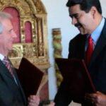 Maduro dice que acordó con Vázquez vía para solucionar conflicto en Mercosur