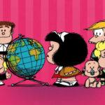 Historietas de Mafalda se publican por primera vez en lenguaje braille