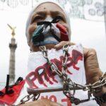 México se convierte en el país en paz más mortífero para la prensa