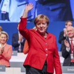 Merkel reelegida líder de los conservadores alemanes con un 89.5%