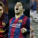 Liga Santander: Messi es nuevo líder goleador y Suárez iguala a Cristiano