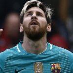 Barcelona golea al Osasuna con goles de Lionel Messi y Luis Suárez