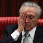 Odebrecht confirma la acusación de corrupción contra Temer, según prensa