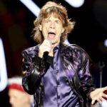 Mick Jagger padre por octava vez a los 73 años es abuelo y bisabuelo