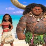 """Moana"": cinta de animación sigue en alto en la taquilla estadounidense"