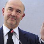 Moscovici respalda la continuidad de Lagarde al frente del FMI