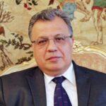 Fallece embajador de Rusia en Turquía como consecuencia de ataque