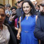 Comisión Lava Jato verá este lunes caso Nadine Heredia