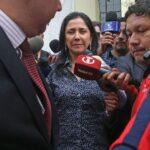 Fiscalización cita a Nadine Heredia para el 14 de diciembre