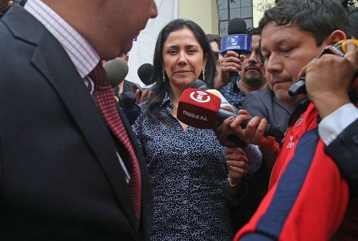 FAO suspendió asunción de cargo a Nadine Heredia