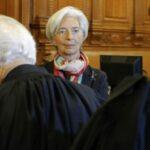 Christine Lagarde condenada por negligencia en Francia pero sin pena
