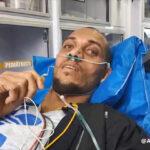 Chapecoense: Futbolista Helió Neto fue trasladado a Brasil (VIDEO)