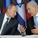 Netanyahu y Putin conversan por teléfono sobre seguridad en la región y Siria