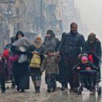 Rusia da por terminada la evacuación de mujeres y niños del este de Alepo