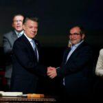 Cámara colombiana aprueba acuerdo de paz con las FARC abrumadoramente