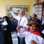 Presidente Kuczynski ofrece apoyo a hogar de ancianos desamparados