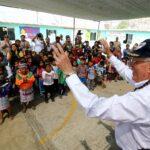 Kuczynski en Cantagallo: El Perú es de todos y no de un grupo