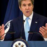 Kerry defiende idea de dos Estados como única forma de lograr paz en O. Medio