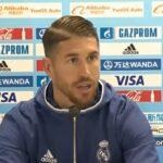 Real Madrid cambió por completo desde que llegó Zidane, afirma Sergio Ramos (VIDEOS)