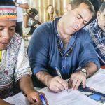 El gobierno y Saramurillo arriban a un acuerdo en Mesa de Diálogo