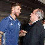 Mundial de Clubes: Sergio Ramos no jugaría ante América de México (VIDEO)