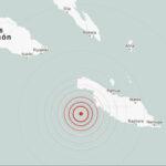 Oceanía: Sismo de 7.8 grados remece las islas Salomón y alertan tsunami