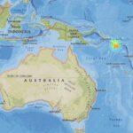 Islas Salomón se recupera de terremoto de 7.8 grados mientras siguen réplicas