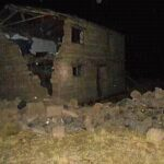 El sismo de magnitud 5.5 ocurrido en sur de Perú afectó a unas 48 casas