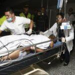 Chapecoense: Médicos descartan riesgo de muerte en los sobrevivientes