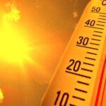 Ola de calor con temperaturas de hasta 38 grados azota el centro de Chile