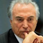 Brasil: Gremios sociales piden al Congreso abrir juicio político contra Temer