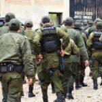 Un policía boliviano se suicida después que reo ecuatoriano se le escapara