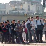 Argentina: Transporte público paralizado hasta el mediodía