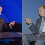 """Trump divulgó la """"bella"""" carta que le envió Putin para mejorar relación"""
