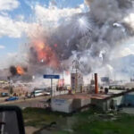 México: Explosión en mercado pirotécnico deja 9 muertos y 70 heridos (VIDEO)