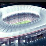 Atlético de Madrid: Nuevo estadio se llamará Wanda Metropolitano