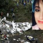 Chapecoense: Azafata sobreviviente escribe que sigue en shock (VIDEO)