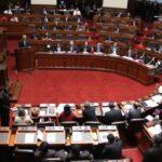 Congreso: Tres ministros de Estado se presentan este lunes