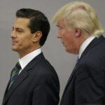 Peña Nieto cancela su viaje a EEUU para reunirse con Trump