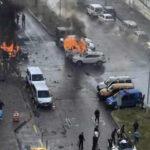 Turquía: Ataque con coche bomba a Palacio de Justicia deja 4 muertos (VIDEO)